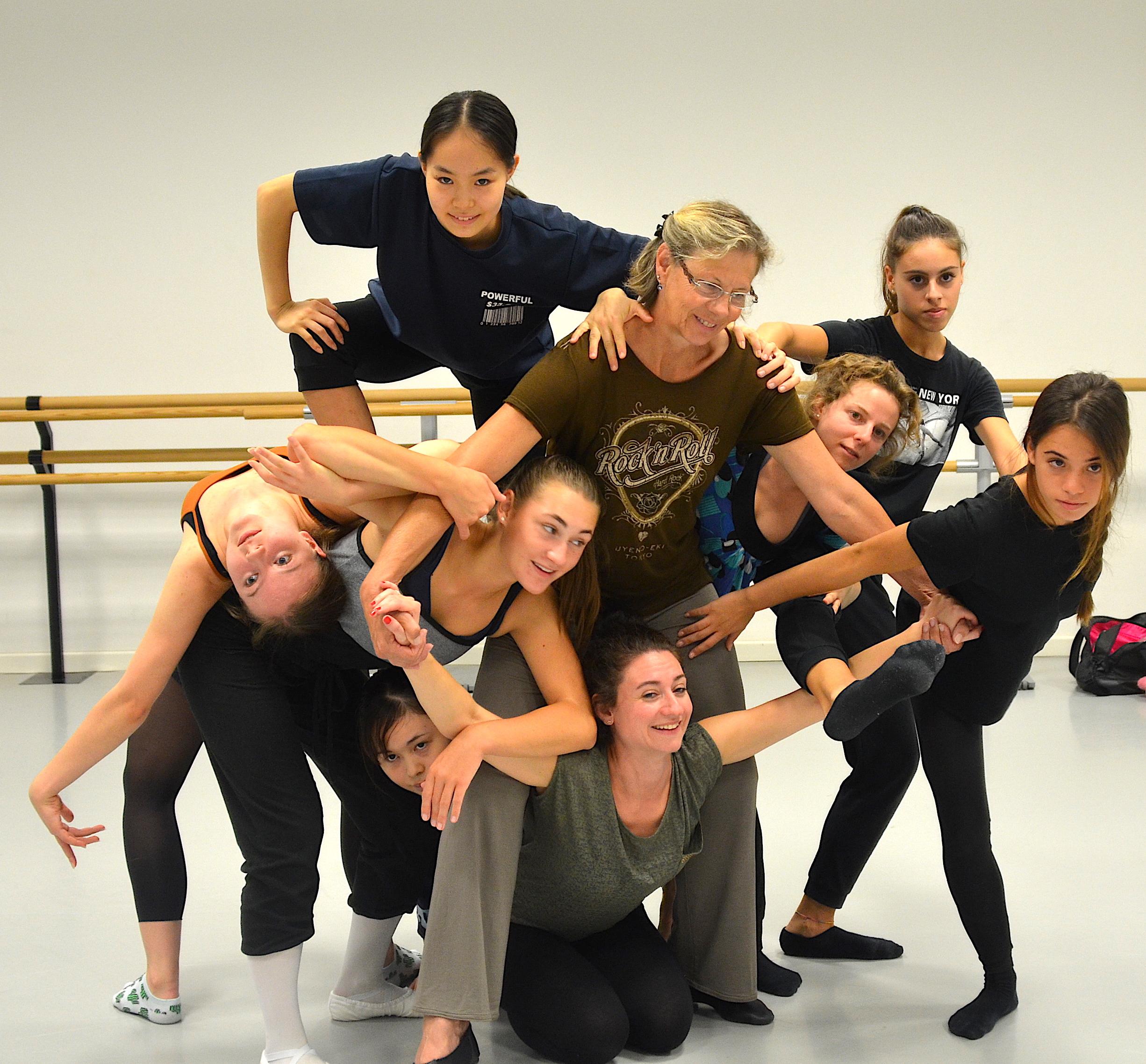 Ballet Crew
